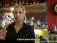 Парень угостил барменшу из Чехии водкой, а потом заплатил за секс в туалете