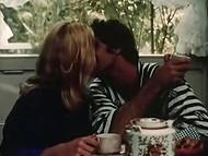 Svenska filmen innehåller en hel del erotiska scener och det är handlingen utspelar sig i en by