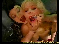 Great compilation video of frisky shags and rough group sex with German spunk lovers