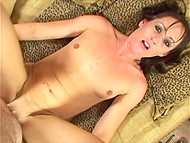 Perfect couple is when the wife loves to give blowjob, but husband to film the home videos