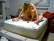 Mature Latvian couple not just leads active sexual life but also records this on camera