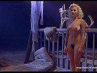 Obscene sex clipuri de film retro, 'Two Moon Junction cu fascinant Sherilyn Fenn