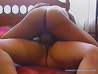 Amateur fellow nicely penetrates curly-haired chubby MILF in several hot positions
