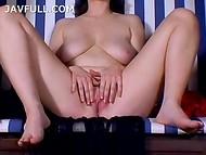 Väljumine koostamise esitas masturbating tüdrukud erinevates kuum seisukohti